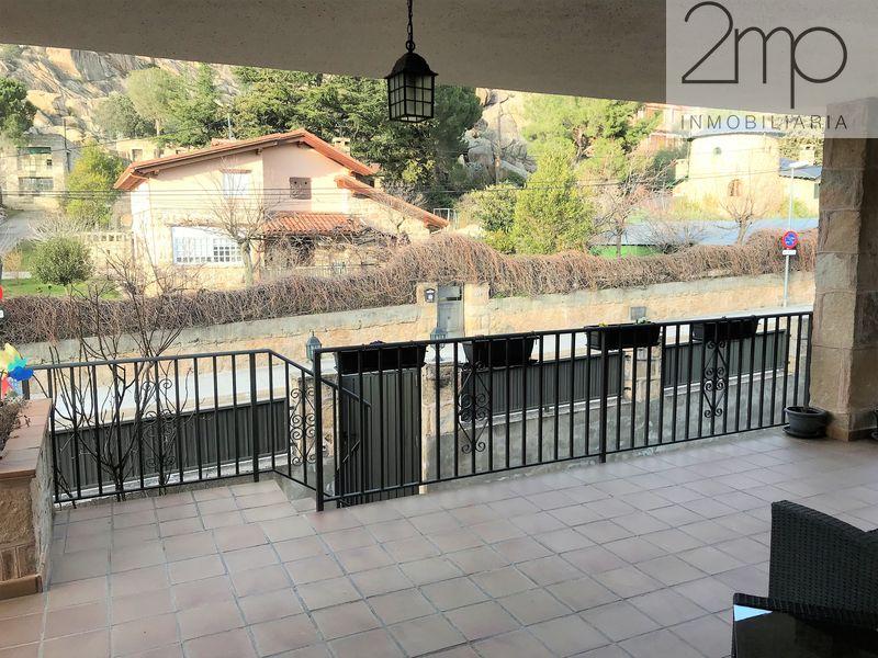 Chalet en Venta, Manzanares el Real